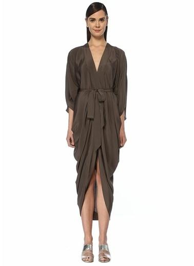 Beymen&Designer Plaj Elbisesi Gri